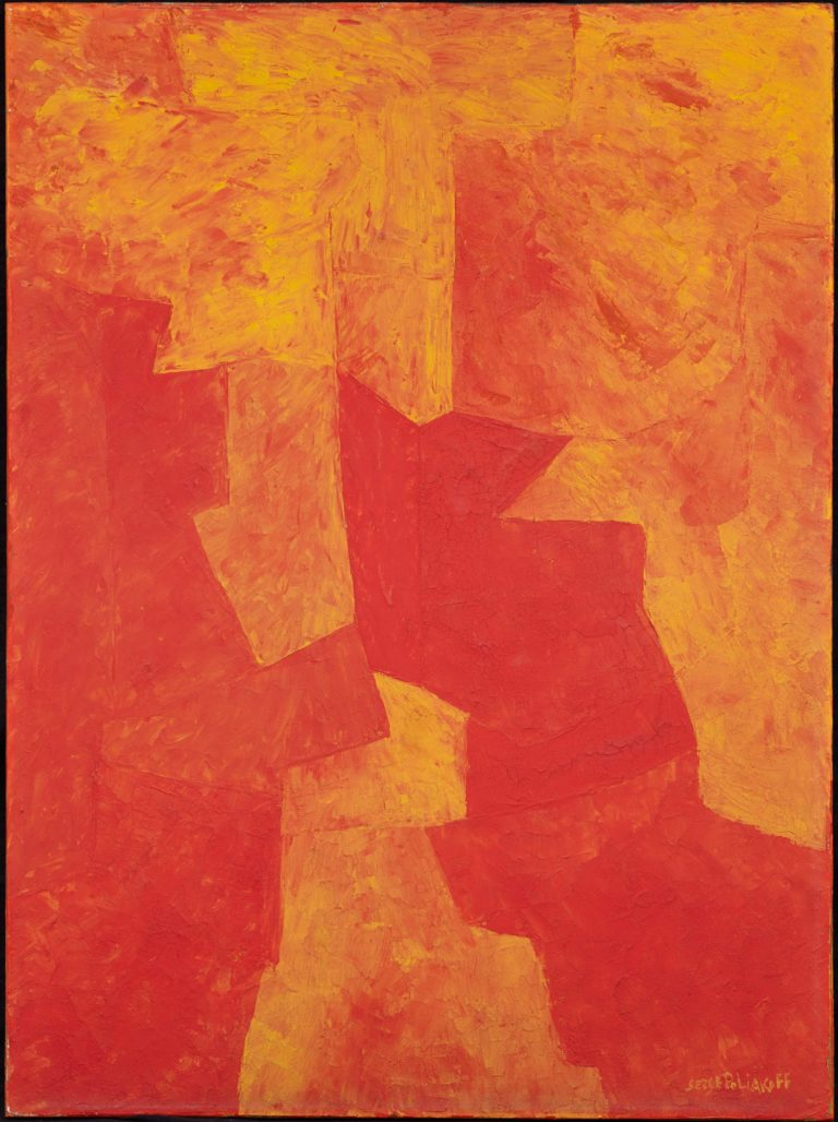 POLIAKOFF Composition 1959